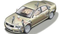 Audi A8 my 2002 - Immagine: 3