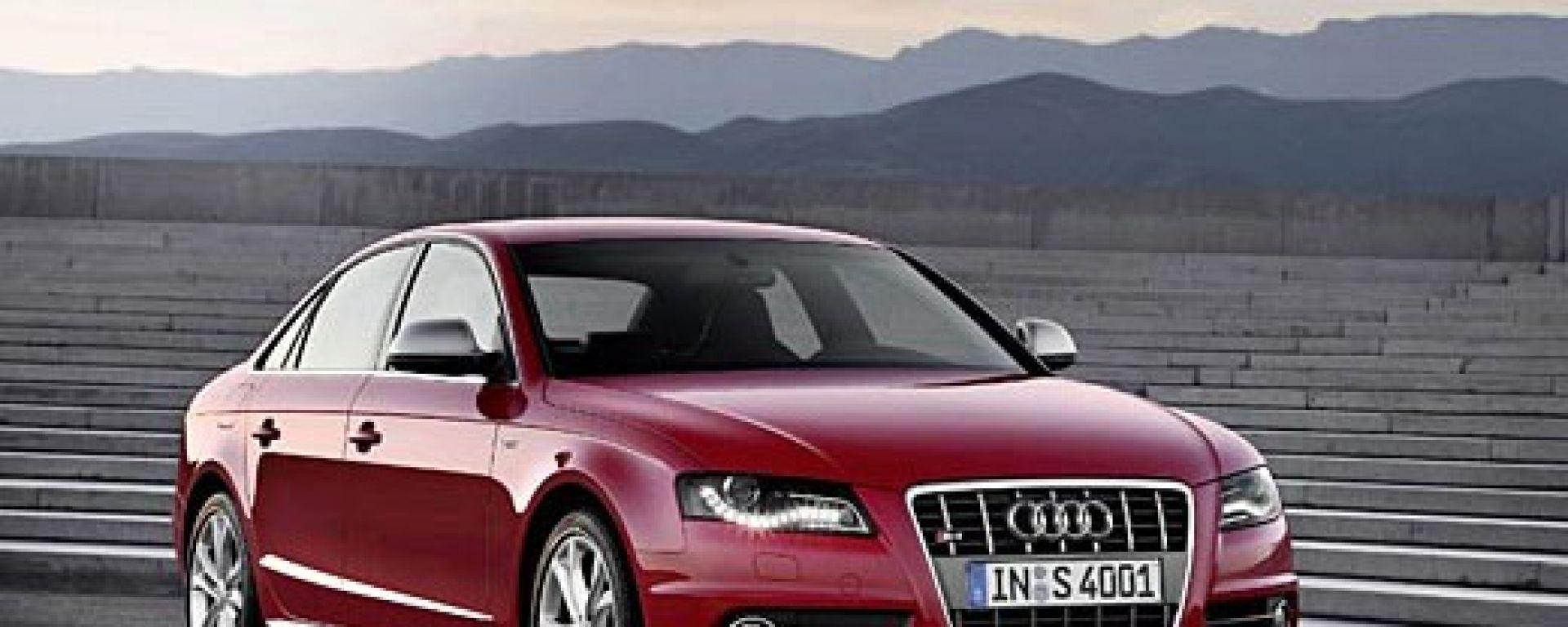 Audi S4 e S4 Avant 2009