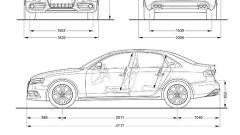 Audi S4 e S4 Avant 2009 - Immagine: 32