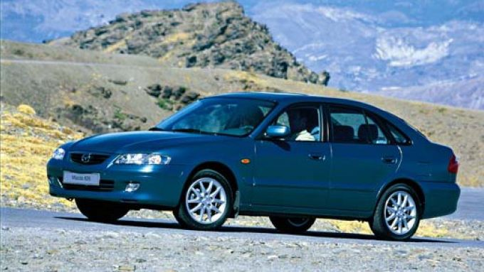 Immagine 0: Mazda 626