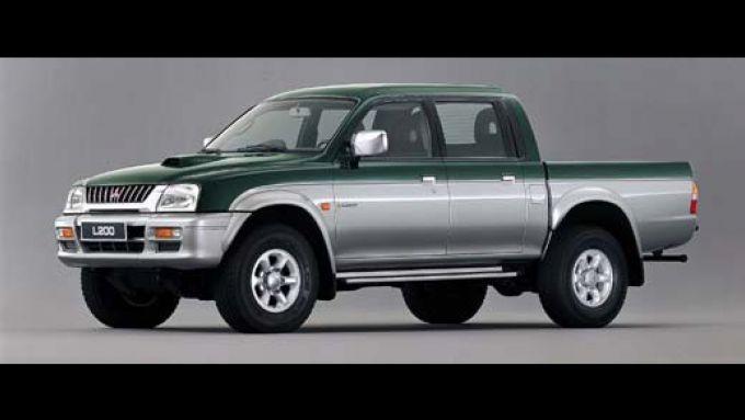 Immagine 2: Mitsubishi L200