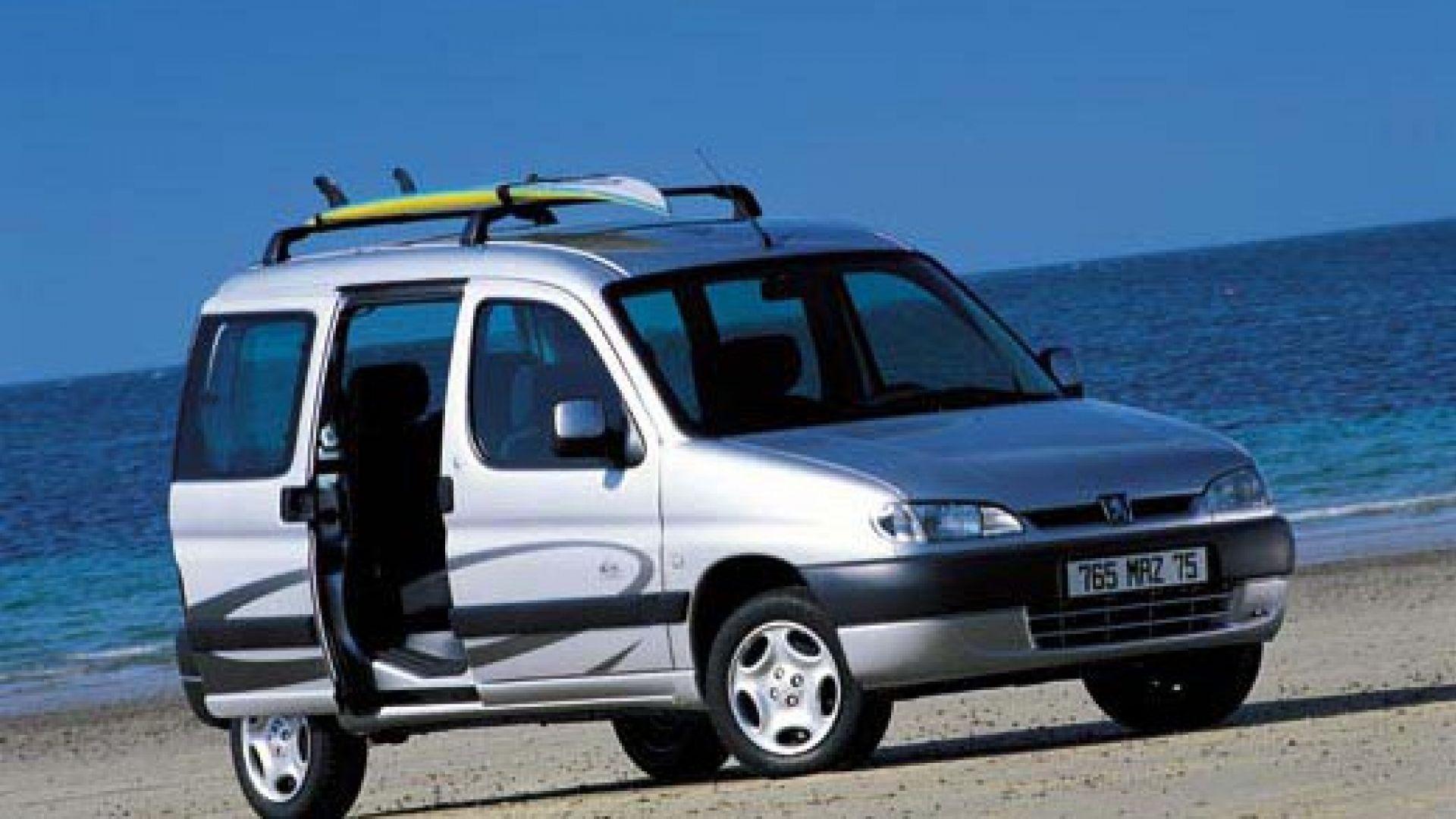Immagine 1: Peugeot RANCH