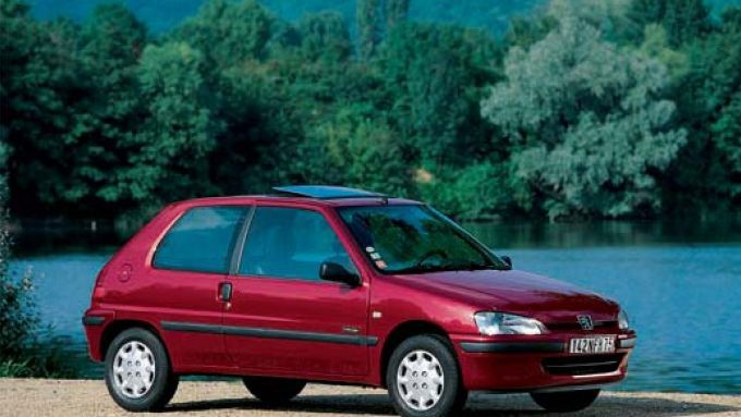 Immagine 1: Peugeot 106