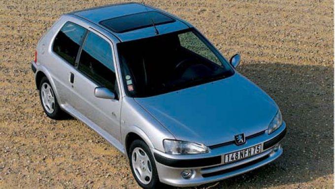 Immagine 2: Peugeot 106
