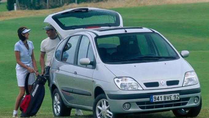 Immagine 1: Renault MEGANE SCENIC