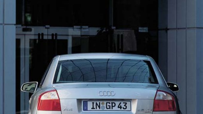 Immagine 1: Audi A4