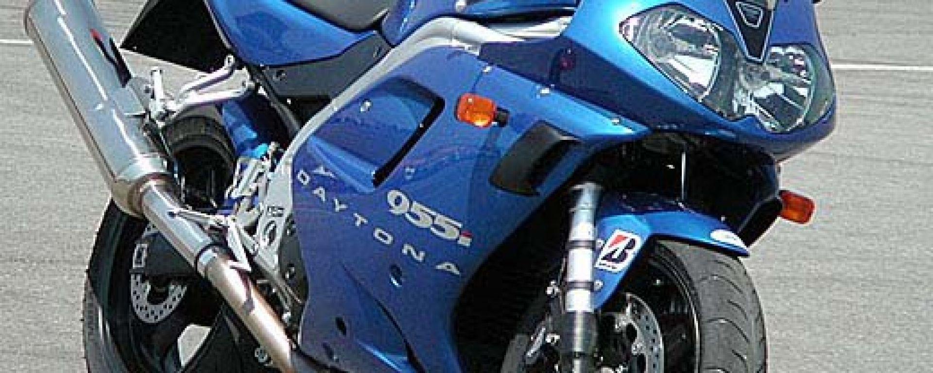Triumph Daytona 955i my 2001