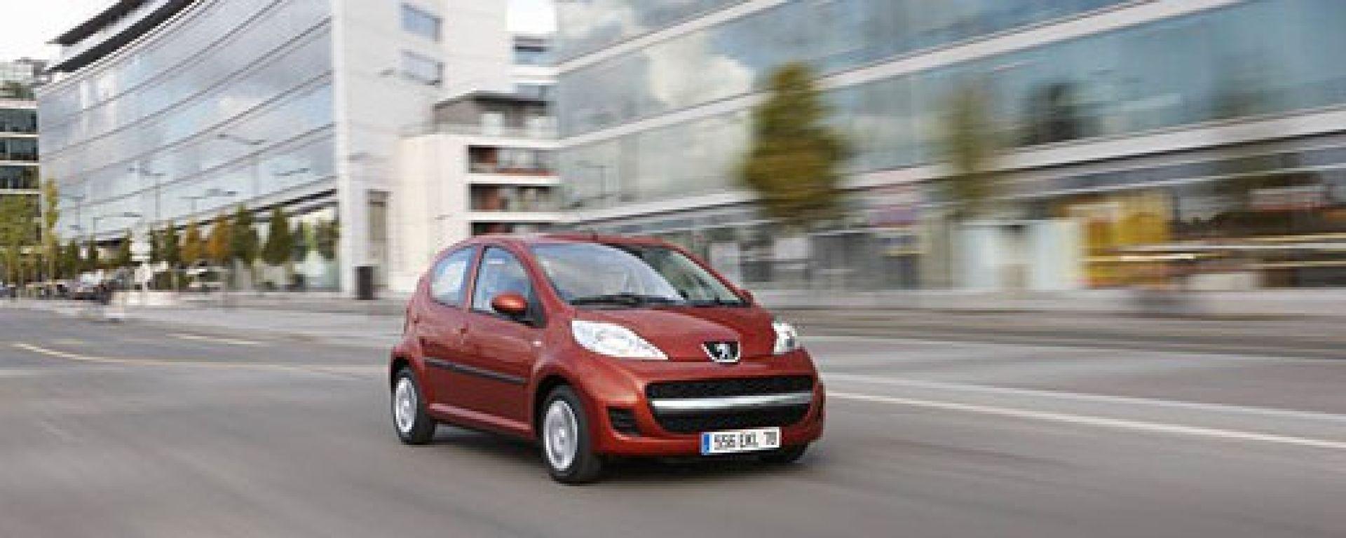 Peugeot 107 2009