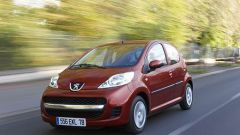 Peugeot 107 2009 - Immagine: 4