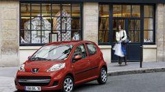 Peugeot 107 2009 - Immagine: 9