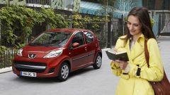 Peugeot 107 2009 - Immagine: 11