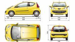 Peugeot 107 2009 - Immagine: 26