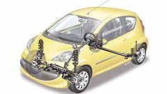 Peugeot 107 2009 - Immagine: 29