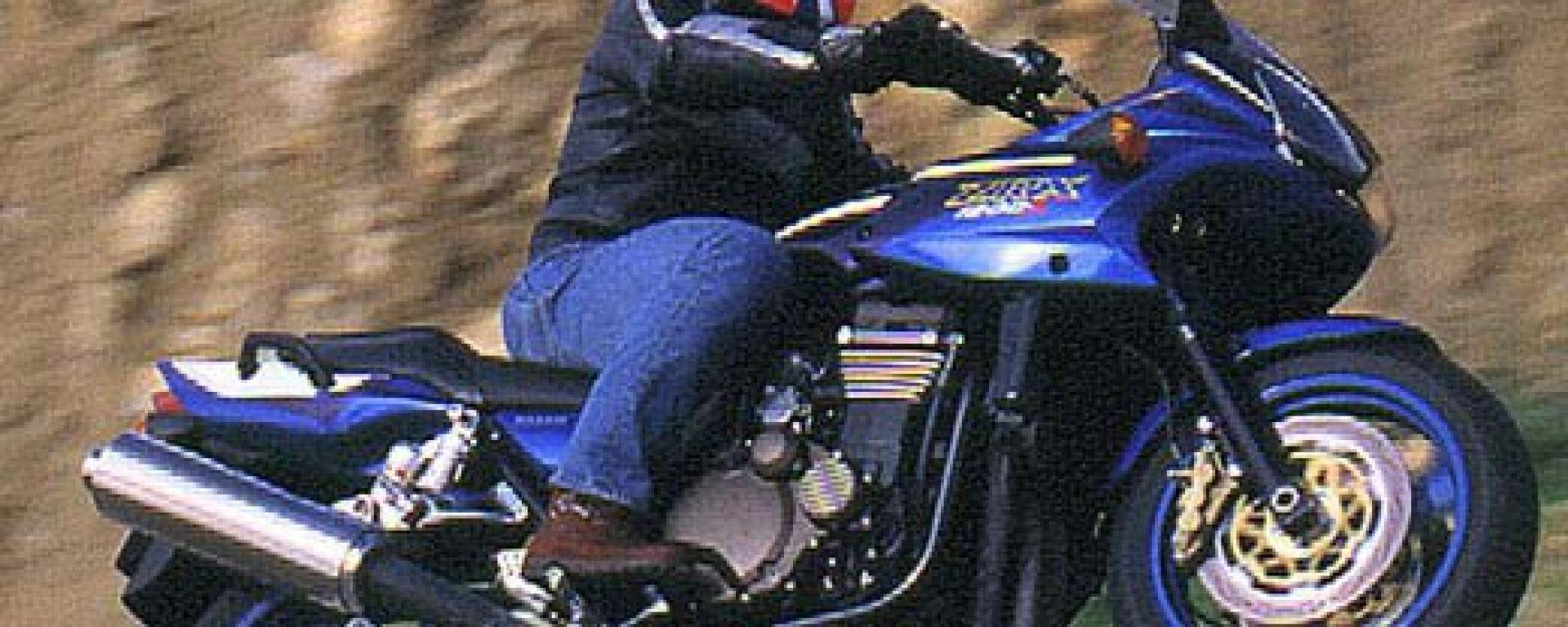 Kawasaki ZRX 1200S