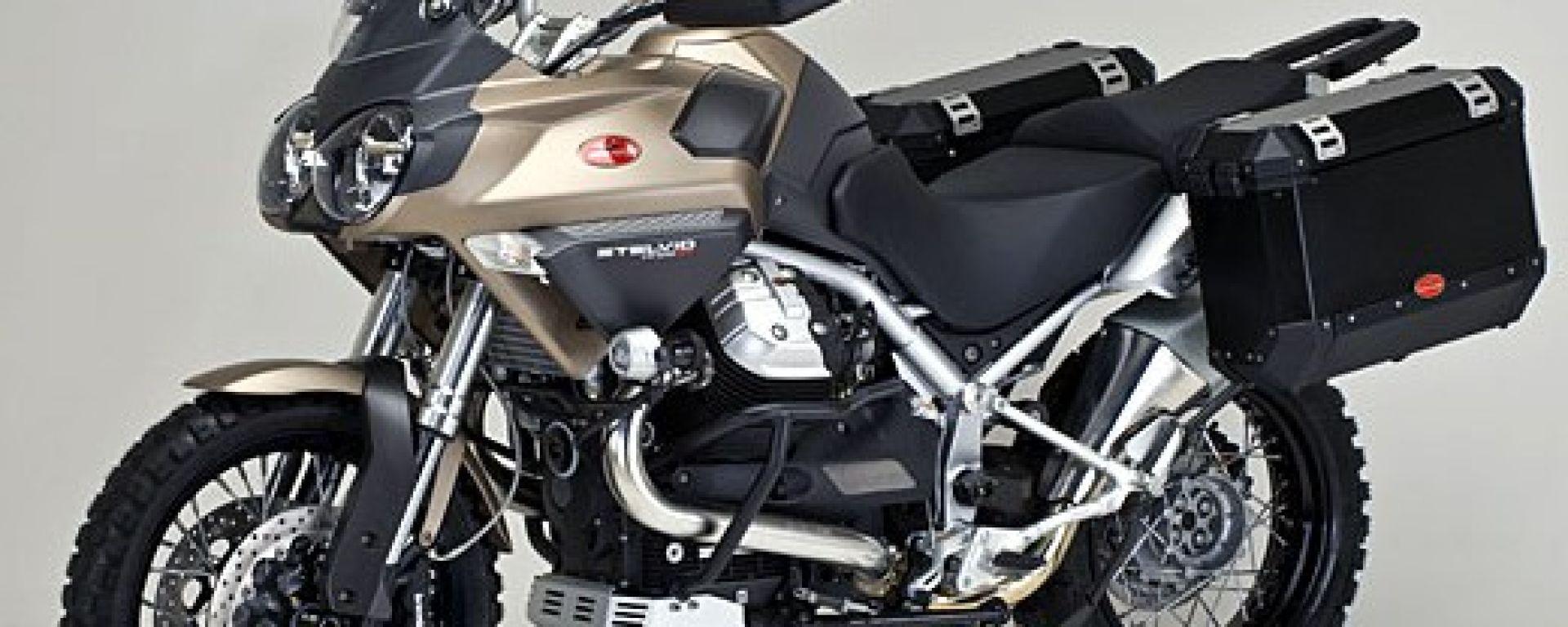 Moto Guzzi Stelvio TT