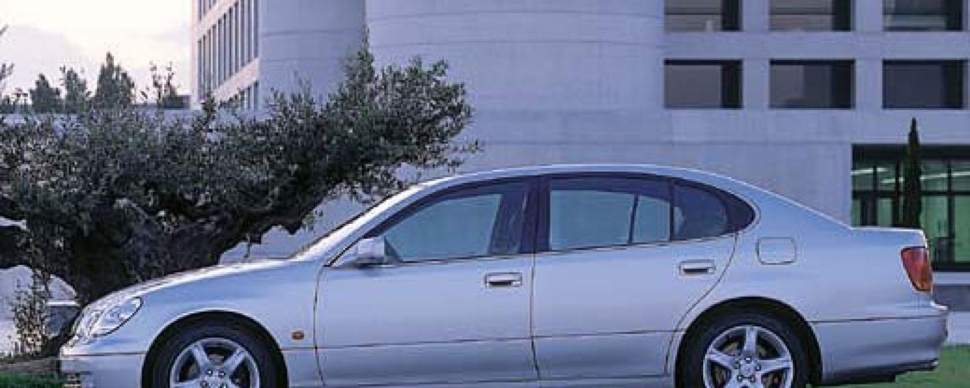 Lexus GS 430 Plus