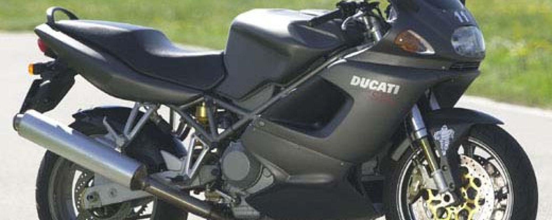 Prova Su Strada Ducati St4s Motorbox