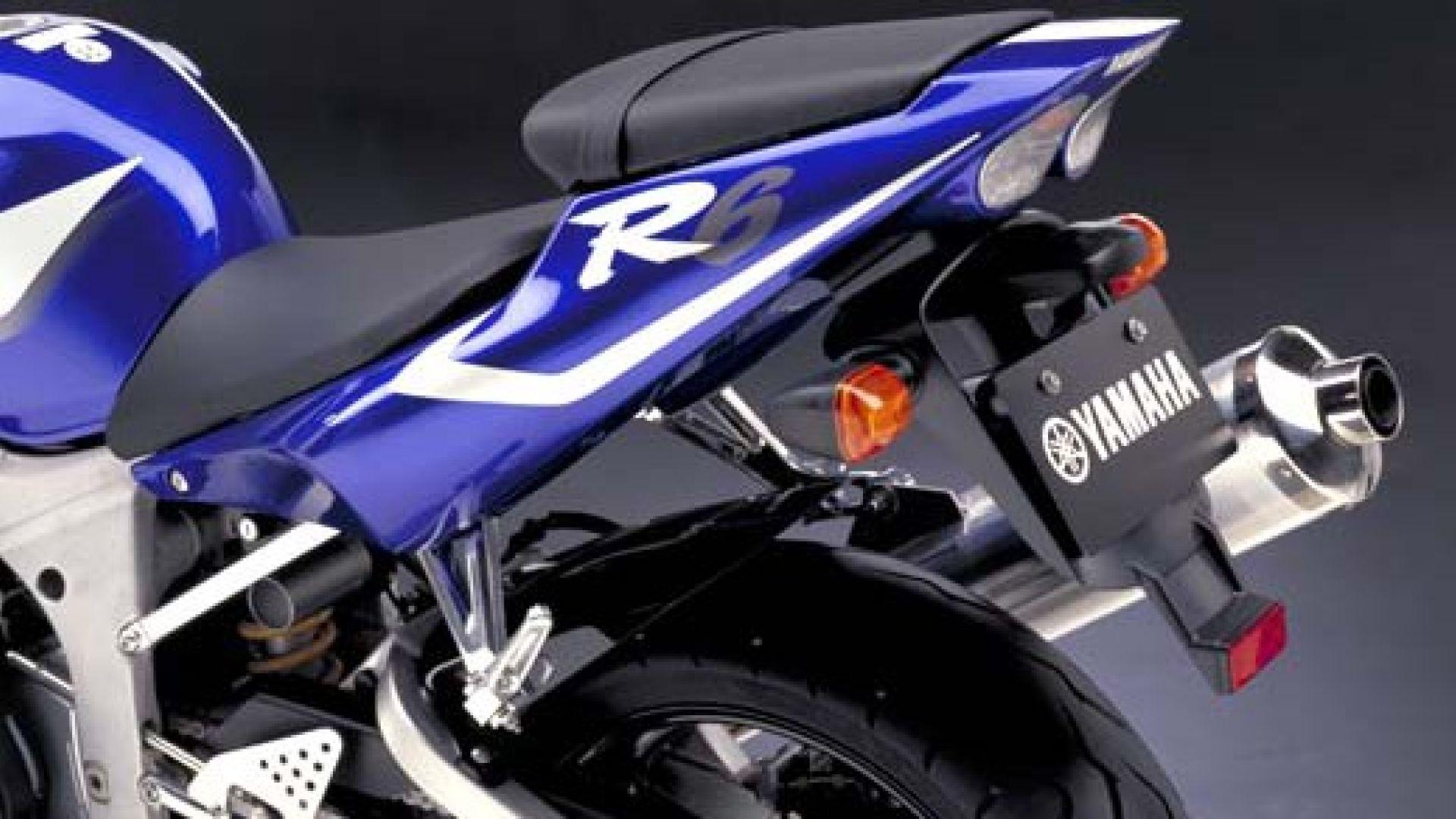 Schema Elettrico Yamaha R6 2000 : Yamaha yzf r motorbox
