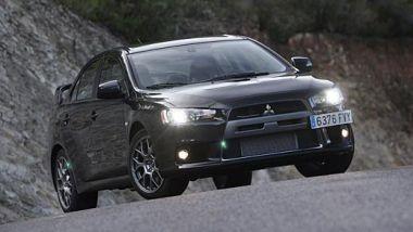 Listino prezzi Mitsubishi Lancer Evolution