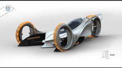 Motor Sport 2025: Mazda Kaan - Immagine: 3