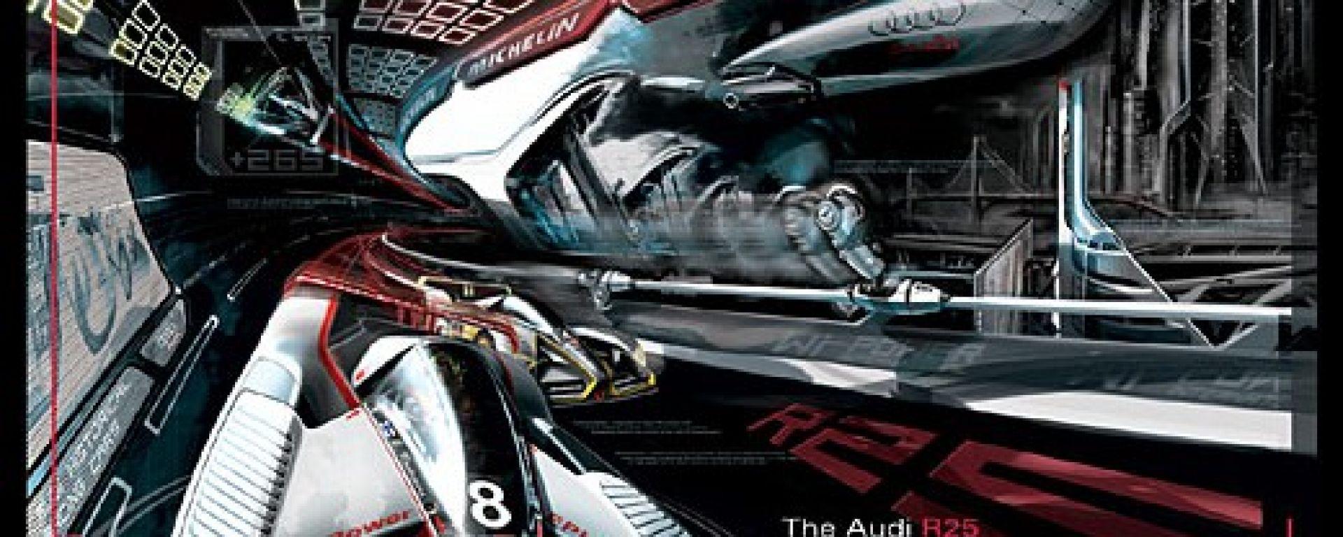Motor Sports 2025: Audi R25