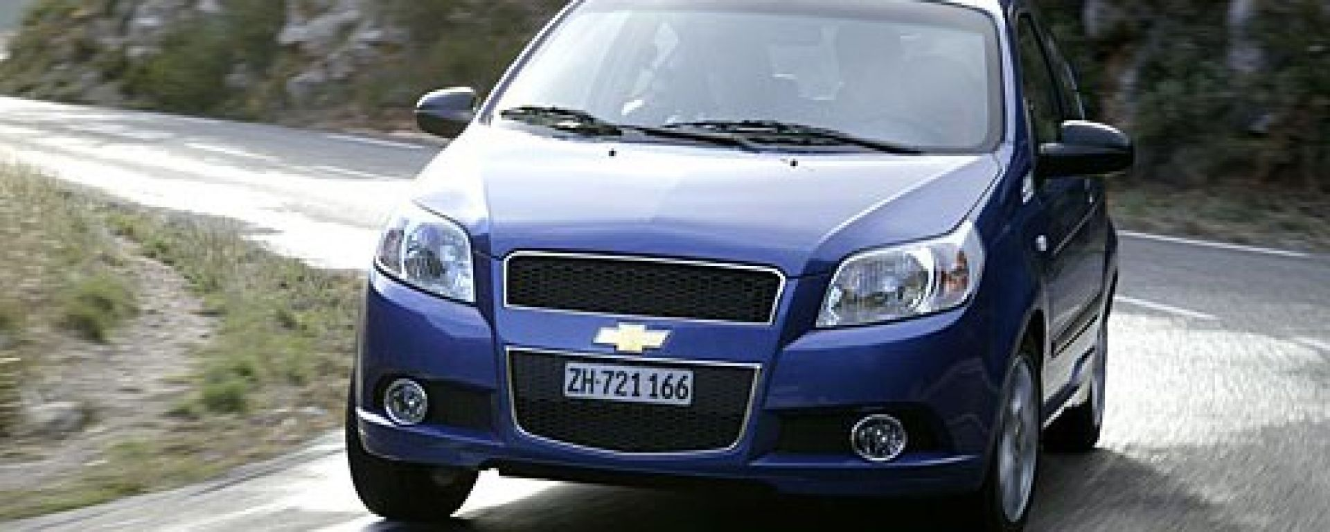 Chevrolet Aveo 1.2 Eco Logic