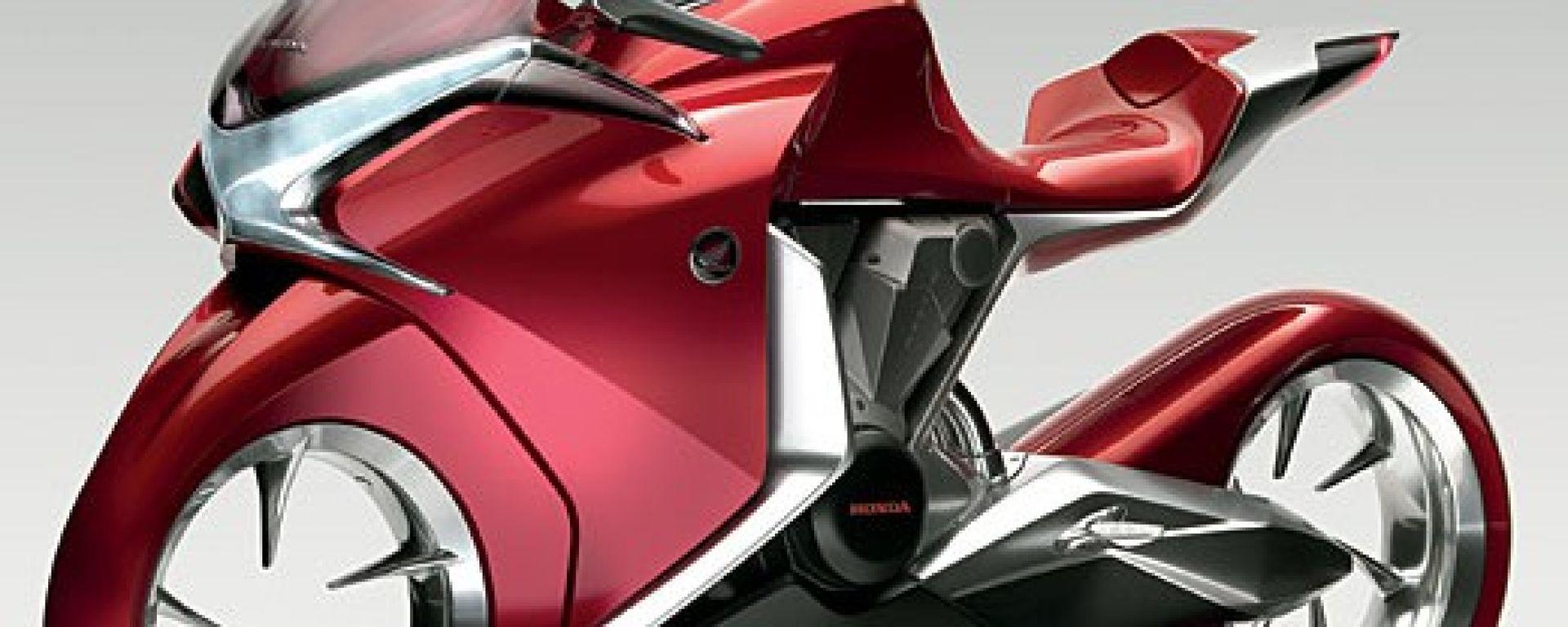 Honda V-Four