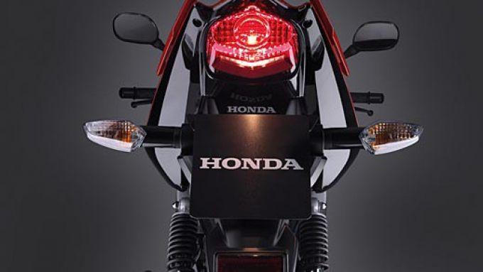 Immagine 11: Honda CBF 125