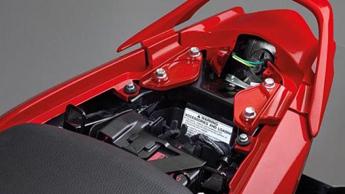 Immagine 17: Honda CBF 125