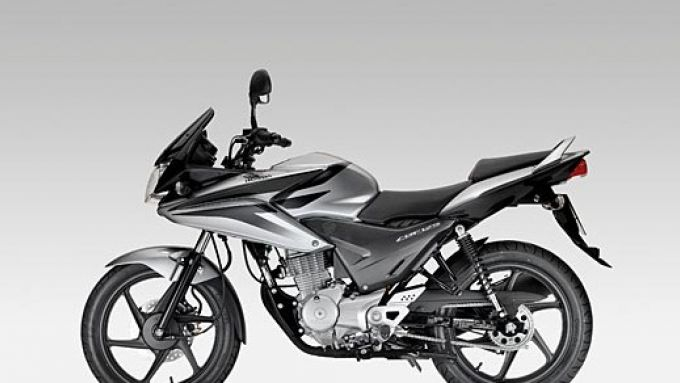 Immagine 30: Honda CBF 125