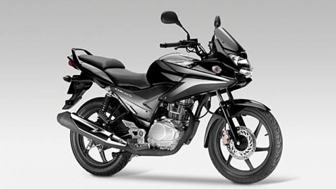 Immagine 31: Honda CBF 125