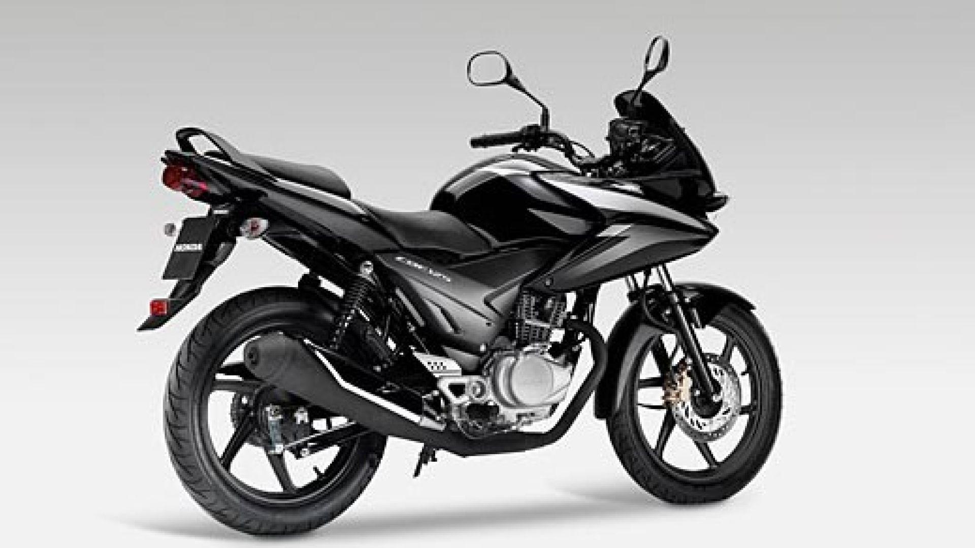 Immagine 32: Honda CBF 125