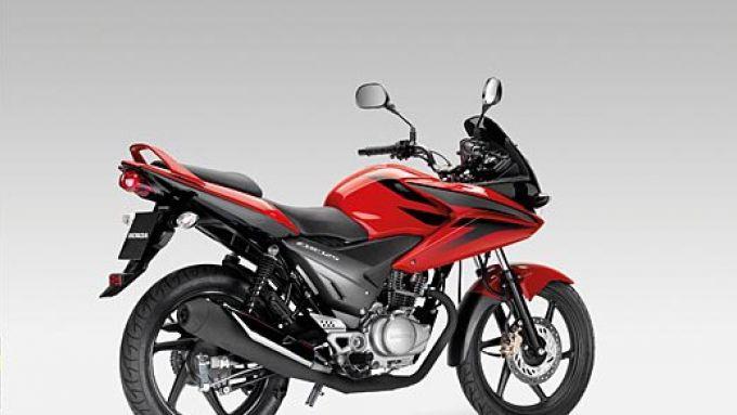 Immagine 34: Honda CBF 125