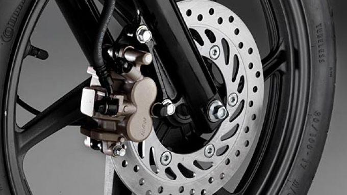 Immagine 38: Honda CBF 125