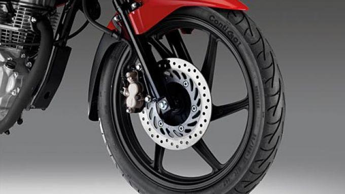 Immagine 45: Honda CBF 125