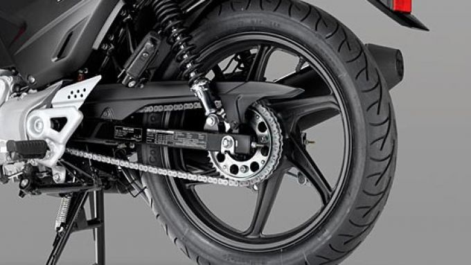 Immagine 46: Honda CBF 125