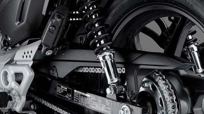 Immagine 50: Honda CBF 125