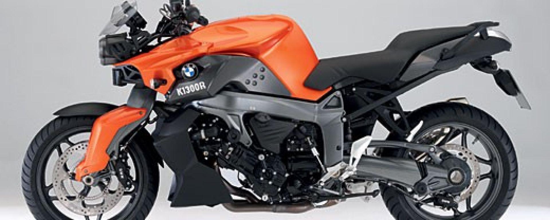 BMW K 1300 S & R