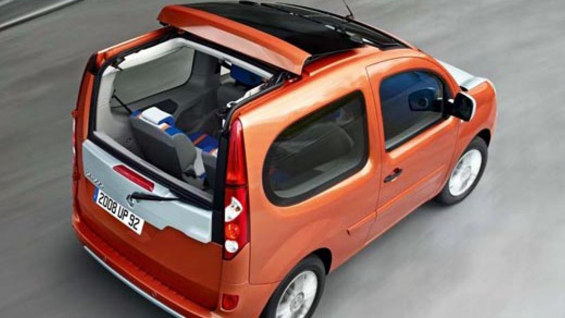 prossimamente renault kangoo be bop motorbox. Black Bedroom Furniture Sets. Home Design Ideas