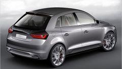 Audi A1 Sportback Concept - Immagine: 2