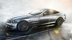 Mercedes SLR Roadster 722 - Immagine: 1