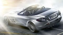 Mercedes SLR Roadster 722 - Immagine: 2
