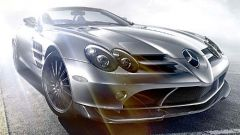 Mercedes SLR Roadster 722 - Immagine: 7