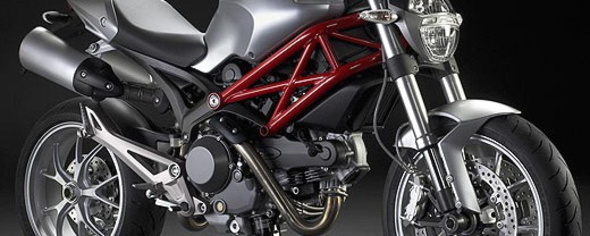 Ducati Monster 1100 09