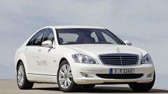 Mercedes S400 BlueHYBRID - Immagine: 10