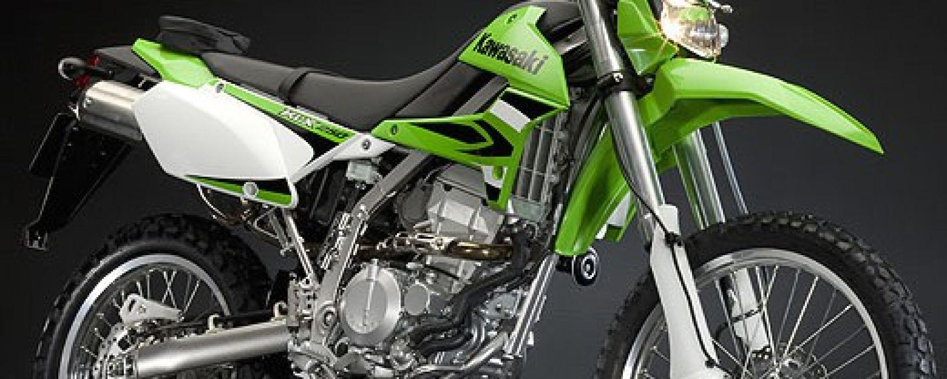 Kawasaki KLX 250 2009