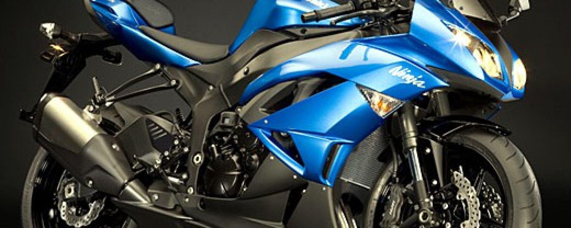 Kawasaki Ninja ZX-6R 2009