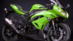 Kawasaki Ninja ZX-6R 2009 - Immagine: 2
