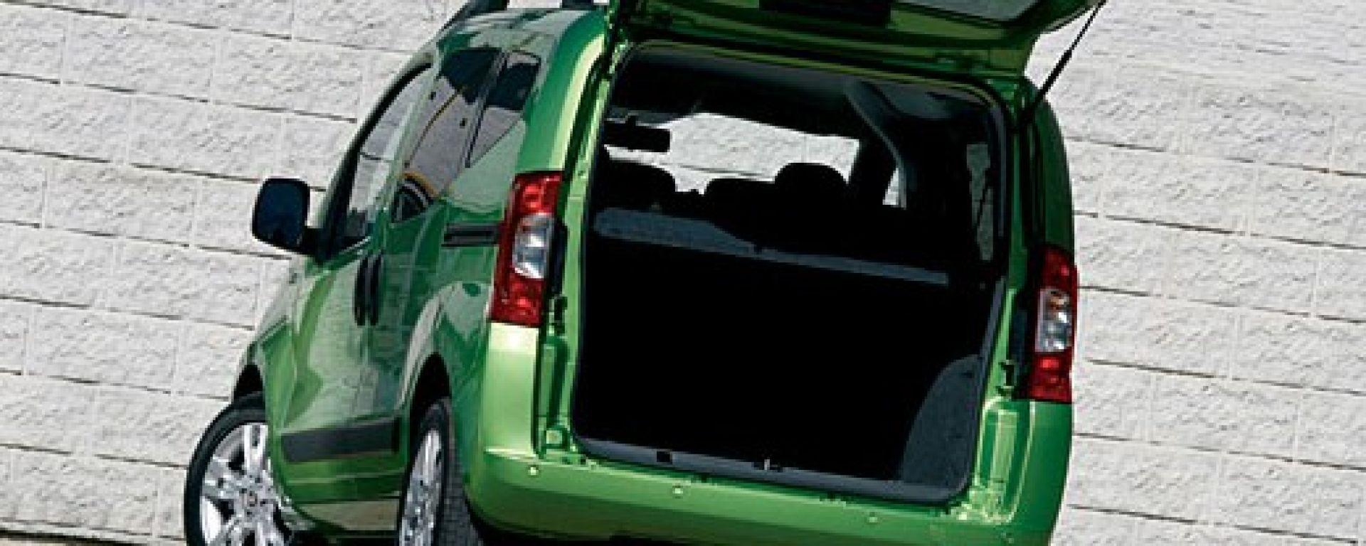 Prova Fiat Qubo Motorbox