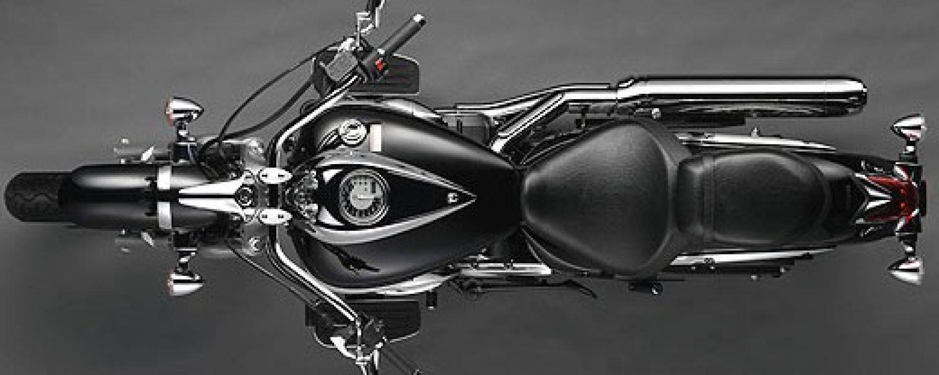 Yamaha Midnightstar 950